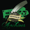 jain: magnus archives logo (magnus archives)