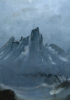 notasapleasure: Image of a mountain painted by Peder Balke (Default)