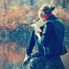 oanja: (reading)