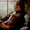 greywash: Eliot smokes; drinks; has a lot of feelings. (eliot waugh)