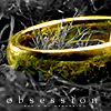 christycorr: The One Ring (The Lord of the Rings) (Obsession.)