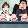 adrianners: The Nishigori family making identical shocked faces. (Nishigori Family :O)