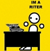 justwritins: (I'm a riter)