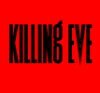 killingeve: the words killing eve in stylized font (killing eve2)