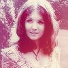 auroracloud: Victoria Waterfield in 19th century dress with her hair down, from Classic Doctor Who (Victorian Victoria smiling)