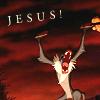 christycorr: Rafiki (The Lion King) (Jesus!)