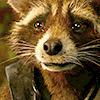 learnedfoot: Rocket Racoon looking sad (Rocket - Sad)