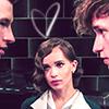 electric_heart: Leta standing between the two Scmander brothers (Leta Love)