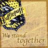 emmaruth: Harry Potter Hogwarts Houses (Hufflepuff we stand together)