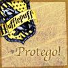 emmaruth: Harry Potter Hogwarts Houses (Hufflepuff Protego)