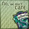 emmaruth: Harry Potter Hogwarts Houses (Slytherin we don't care)