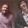 theangstmonkey: (Sherlock; They are smiling... be worried)