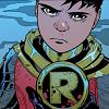 redrikki: Damian Wayne as Robin (Robin, Damian Wayne)