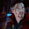 adigeon: A picture of Dr. Strange looking confused (doc strange)