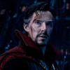 adigeon: A picture of Dr. Strange looking dramatic (drama strange)