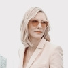 singedsun: cate blanchett in a pink suit and sunglasses (Default)