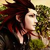 setsuntamew: (Axel → lookin pretty in KH3)