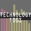 "chocolatepot: Graph with ""Technology 100%"" (Technology 100%)"