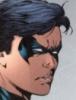 ilyena_sylph: fairly up close image of Nightwing (DC: Nightwing)