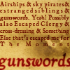 gunswords: (gunswords, story in 100 px)