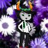 zenolalia: Lanque Bombyx in a field of purple flowers (Lanque)