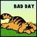 thornsilver: (garfield's bad day)