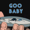 cupidsbow: (venom comic - goo baby)