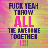 cinnamonical: (Misc - throw ALL the awesome???)