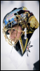 jenna_thorn: Close up photo of Vegas Golden Knights goalie, Marc-Andre Fleury (Flower)