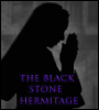 blackstone_hermitage: silhouette of nun with hands folded in prayer (Default)