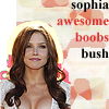 abrokensmile: (OTH [Sophia] Awesome Boobs)
