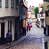 milieva: A picture of an old English street (Elm Hill)
