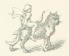kimurho: a wee man riding on a cat (purraghlas) (Default)