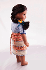 minoanmiss: A little doll dressed as a Minoan girl (Minoan Child)