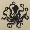 minoanmiss: A Minoan-style drawing of an octopus (Octopus)
