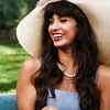 musesfool: Tahani Al-Jamil looking fabulous (you can't front on that)