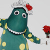 highlyeccentric: The Wiggles character Dorothy the Dinosaur (Dorothy the dinosaur)