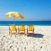 sexycazzy: (Misc: sunloungers beach)