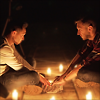 sweetestdrain: Buzzfeed Unsolved: Ryan and Shane on the Goatman's Bridge (we own this bridge)