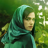 yourlibrarian: Morgana Head Wrap Green (MERL-MorganaHeadWrapGreen-ella_rose88)