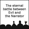 ratherastory: ([MST3K] Evil & the Narrator)
