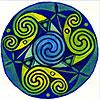 halojedha: (leaf spiral)