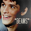 christycorr: Merlin (Merlin) (*beams*)