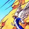 ascending_angel: (Damn junkyard monsters!)