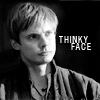 christycorr: Arthur (Merlin) (*thinks*)