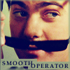ursamajor: Pacey trying to look sharp (smooth operator)
