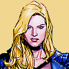sharpest_asp: Head shot of Black Canary of DC Comics (Default)