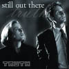 ursamajor: Mulder and Scully, truthseekers (still out there)