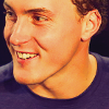 growlery: tyson barrie looking to the left and smiling (tbear)