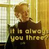 witchka: ((hp) minerva ;  you three)